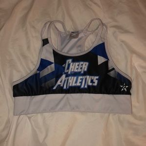 Cheer Athletics practice wear top!